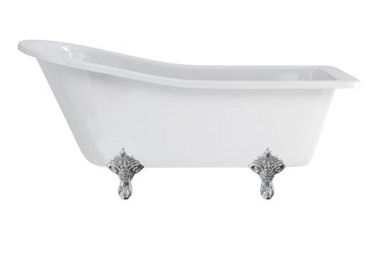 Harewood Slipper Bath with Standard Feet