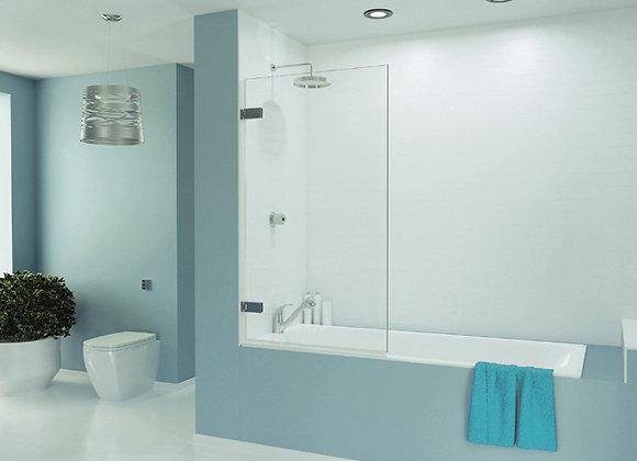 Arysto Single Hinged Bath Screen
