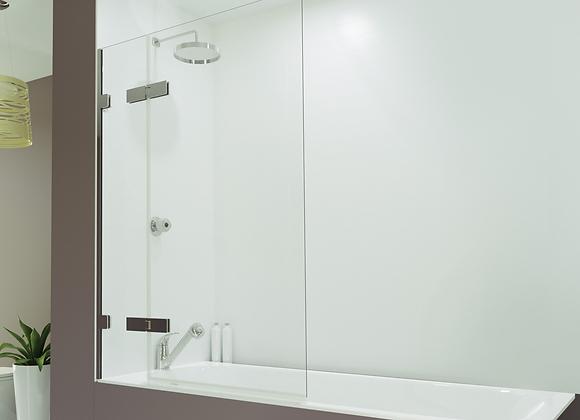 ARYSTO Double Panel Bath Screen