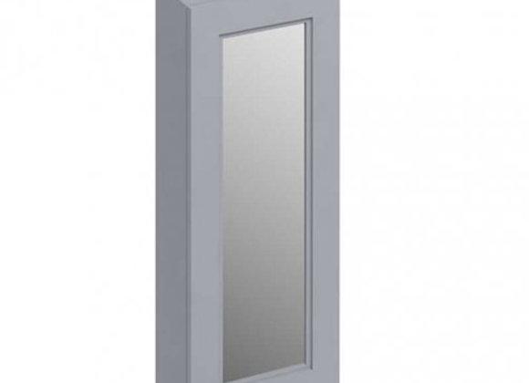 30 Single Door Mirror Wall Unit