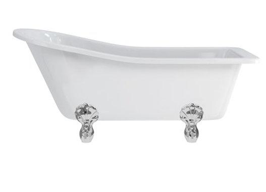 Harewood Slipper Bath with Luxury Feet