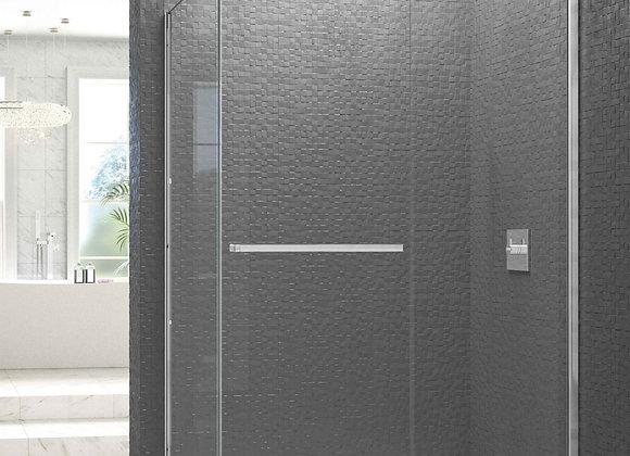 ARYSTO X Sliding Shower Door with Side Panel