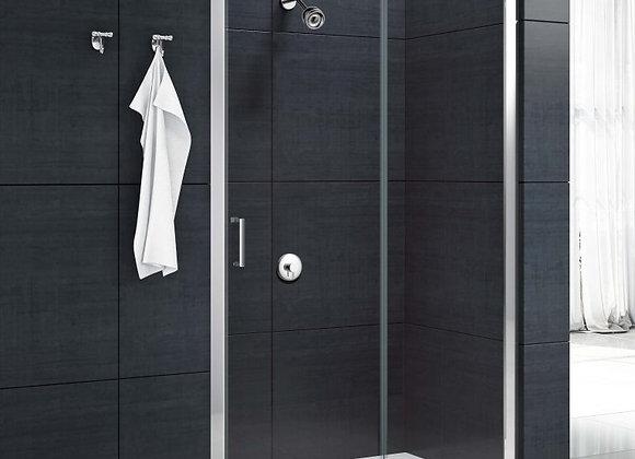 MBOX Sliding Shower Door in Recess