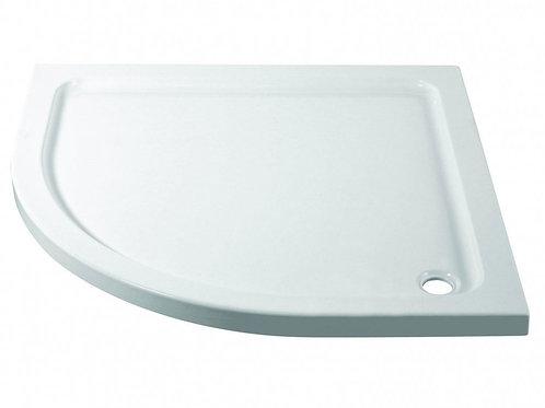 Quadrant Slimline Shower Tray