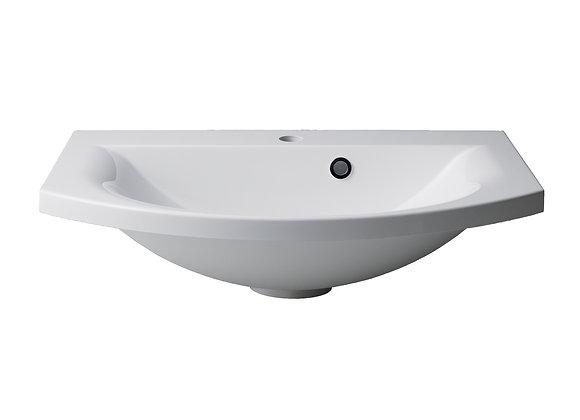 Art 644 Semi-Recessed Basin