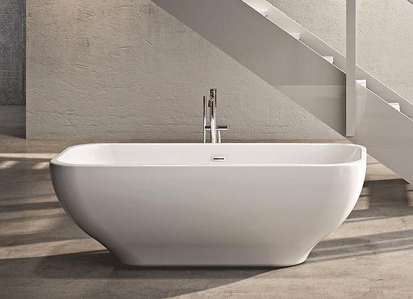 Iconic Metropolitan Freestanding Bath