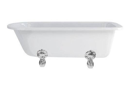 Blenheim Single Ended Bath with Luxury Feet