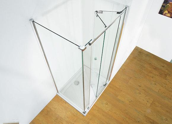 Infinite Centre Folding Doors
