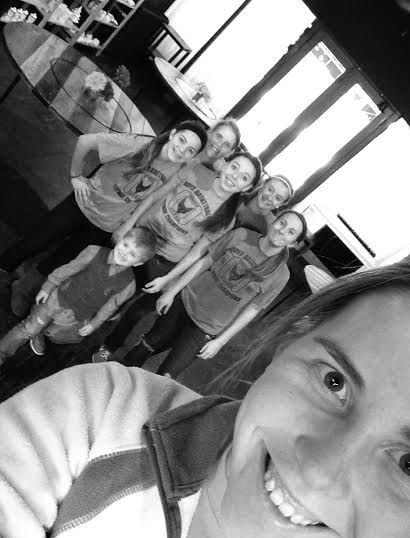 The Fire Escape Team!