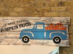 Pumpkin Truck XL