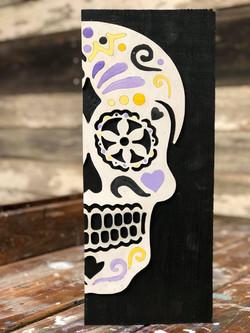 3D Sugar Skull