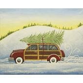 Woody Car