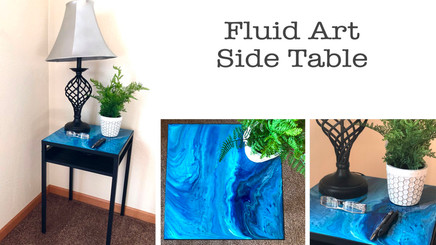 Side Table $65