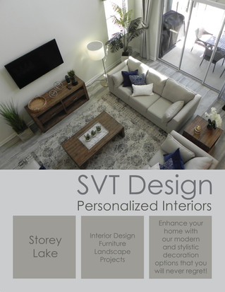Another elegant design for a #vacationhome in #orlando