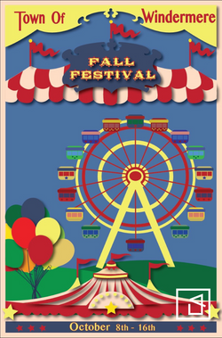 Mock Festival Poster Design