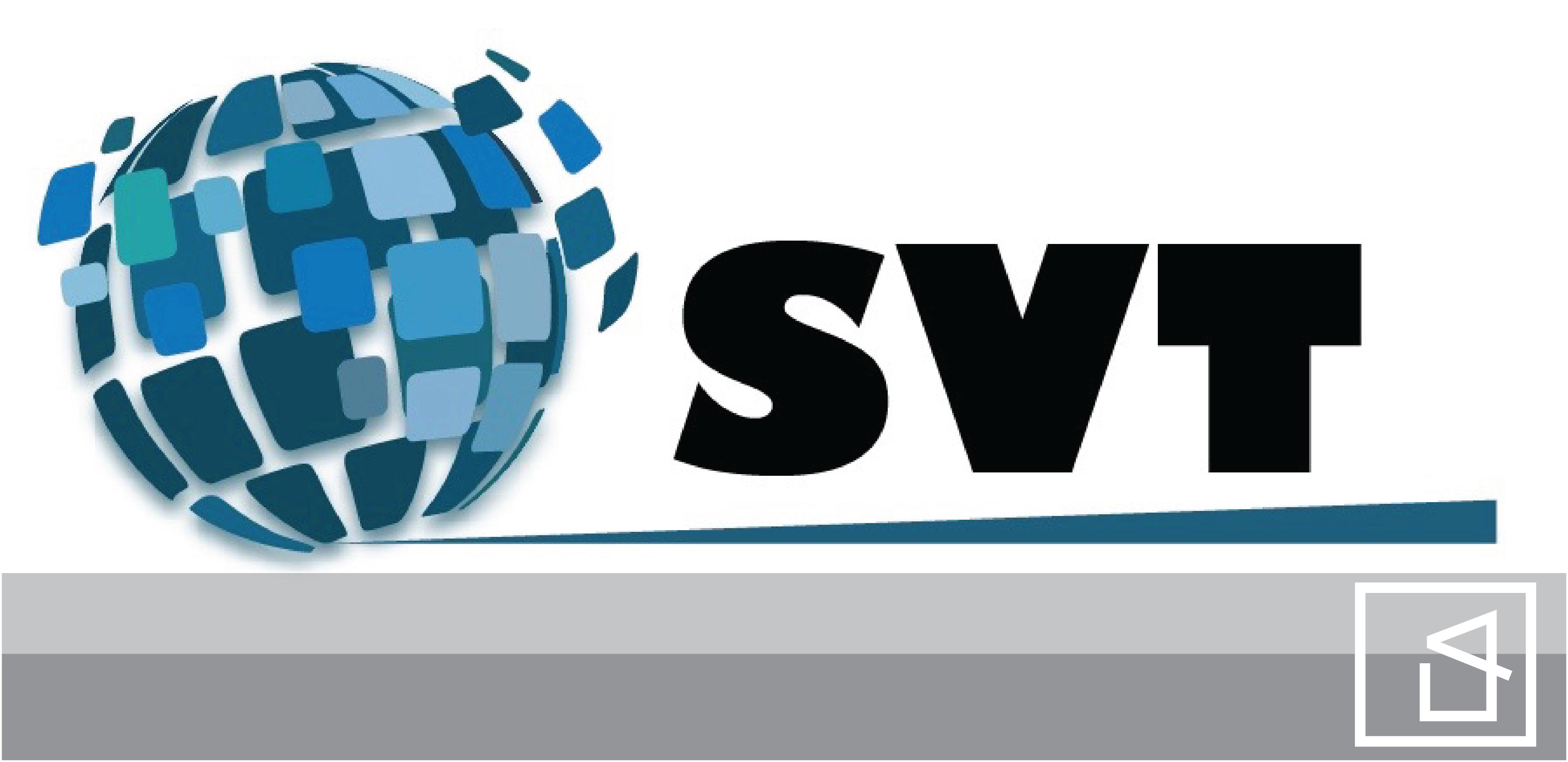 SVT Corp. Logo design
