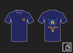 Homecoming T-Shirt Design
