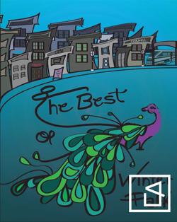 The Sandspur (Campus Newspaper) Cover Design