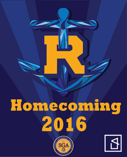 Rollins College Homecoming T-Shirt Design