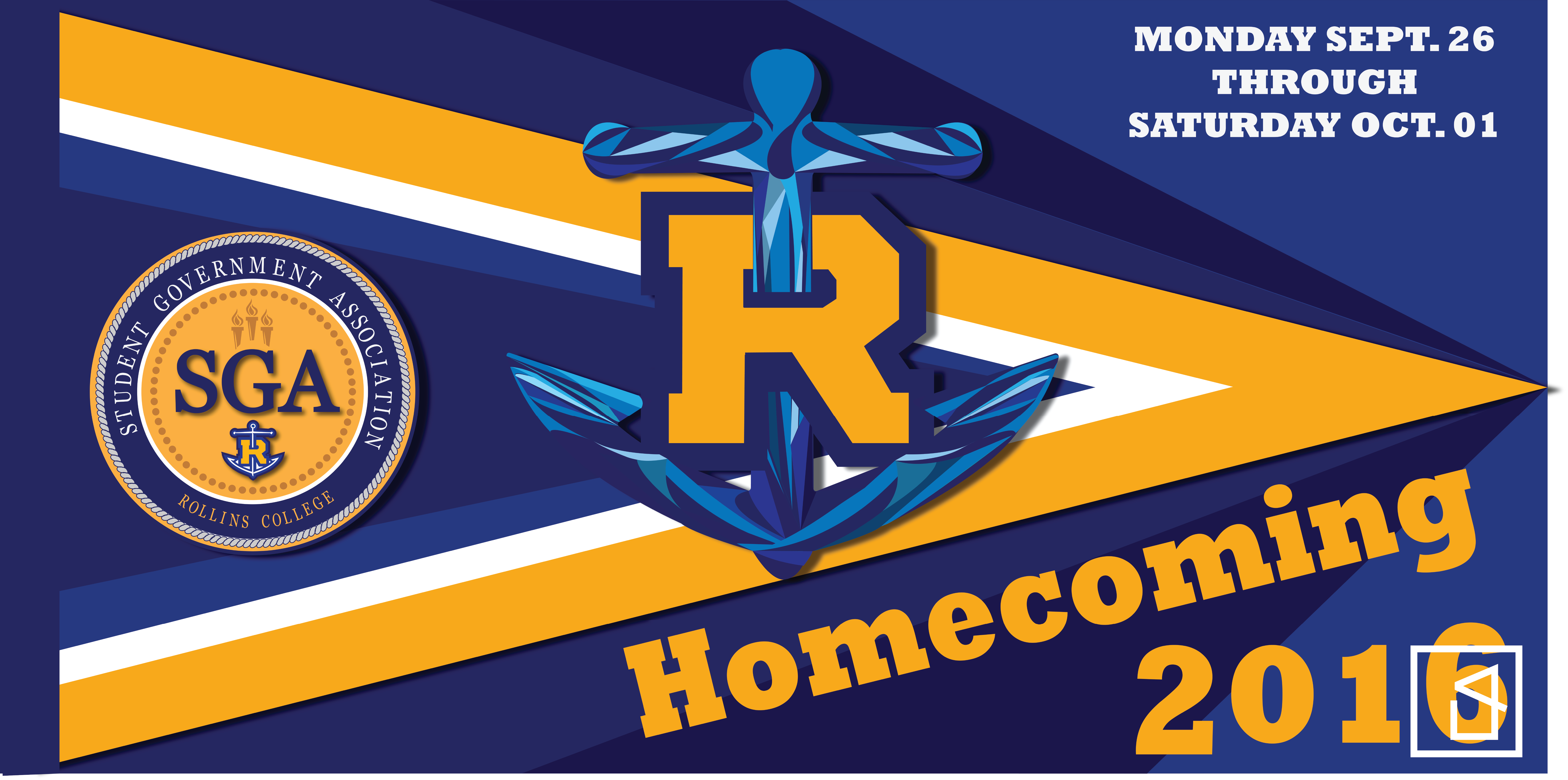 Homecoming Banner
