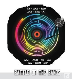 Battle of the Bands Logo Design