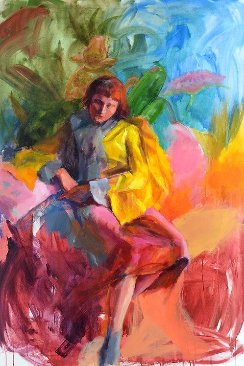 Jungle Dreams (3 Paintings Set)