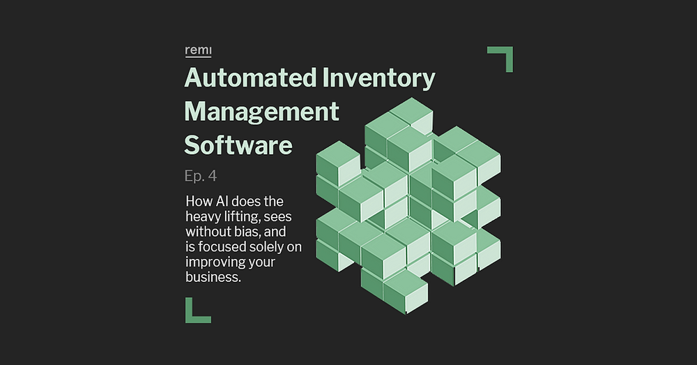 Automated Inventory Management  Software Remi AI Retail