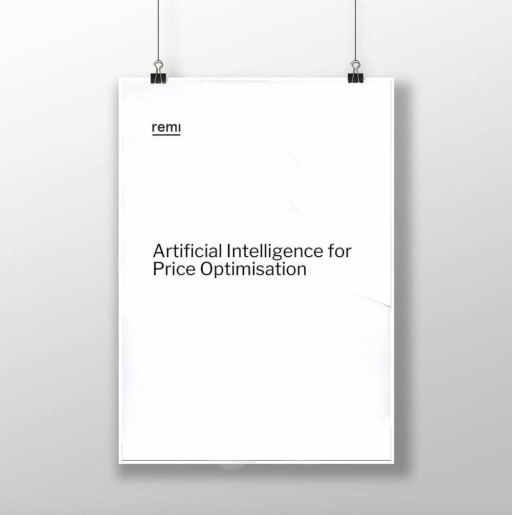 Artificial Intelligence for Price Optimisation