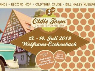 Bericht: Oldie Town Festival