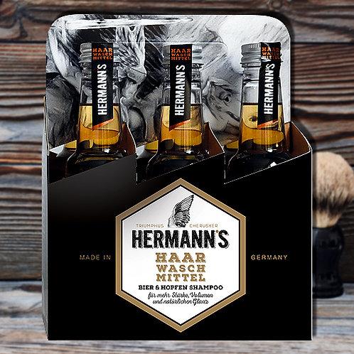 Herrmann´s Bier&Hopfen Shampoo Sixpack
