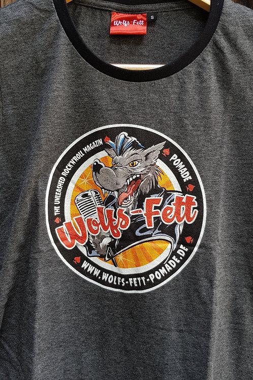 Lady Wolfs-Fett Ringer grau