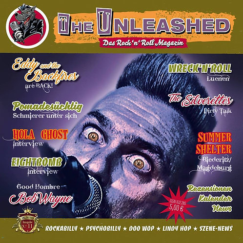 The Unleashed Magazin No. 11