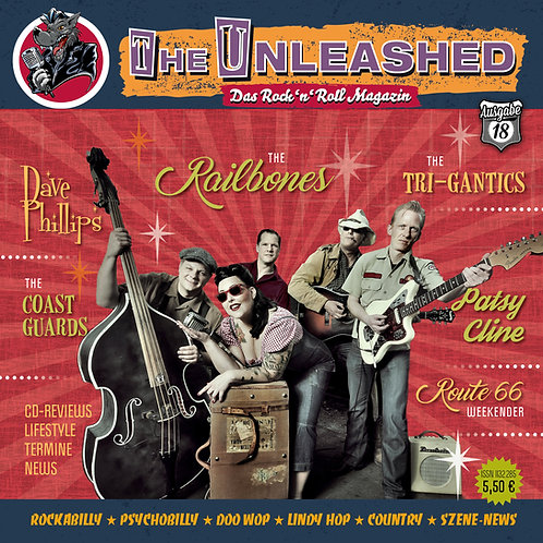 The Unleashed Magazin No.18