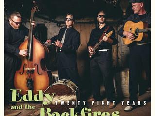 Eddy and the Backfires mit neuen Album!