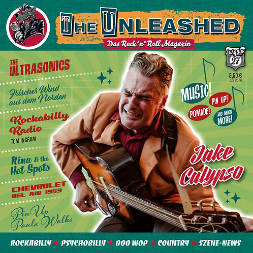 The Unleashed-Magazin No. 27