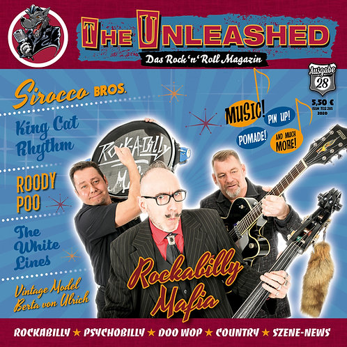 The Unleashed Magazin No 28