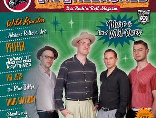 Unleashed Magazin Ausgabe 22 erhältlich!