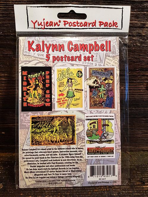 Kalynn Campell Karten Set