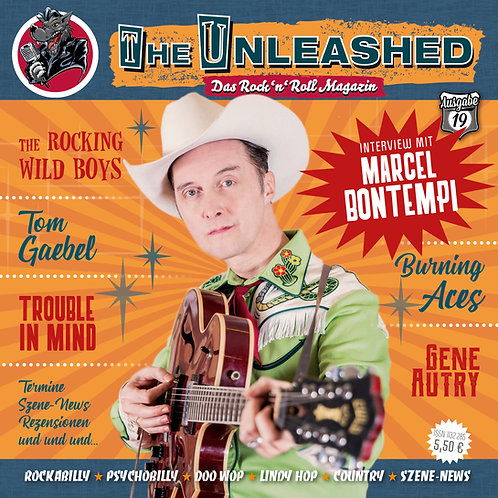 The Unleashed Magazin No.19