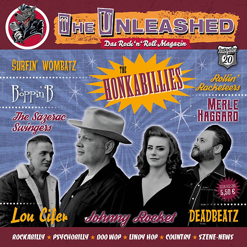 The Unleashed Magazin No. 20