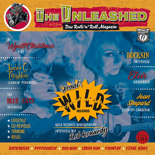 The Unleashed Magazin No. 17