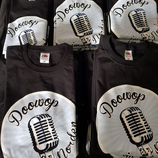 Doo Wop im Norden T-Shirts