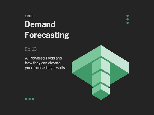 AI Powered Demand Forecasting Tools
