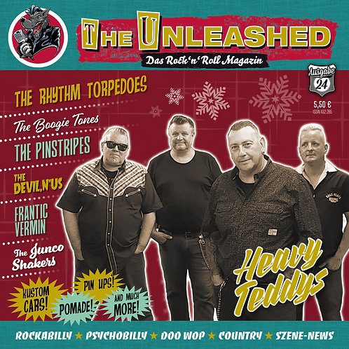 The Unleashed-Magazin No. 24
