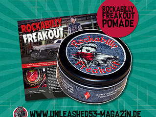 Rockabilly Freakout Pomade!