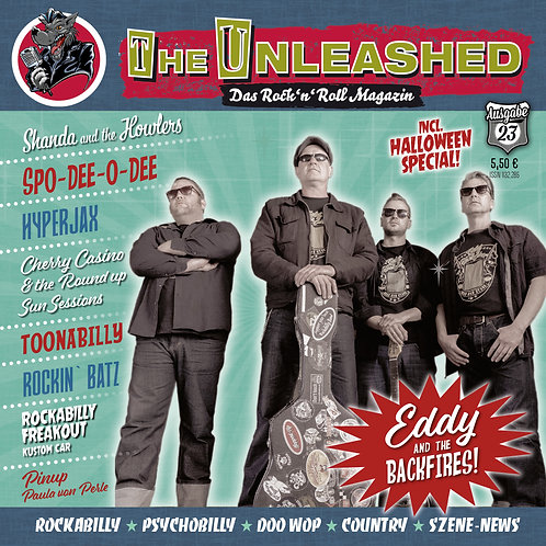 The Unleashed-Magazin No. 23