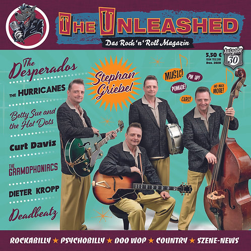 The Unleashed Magazin No 30