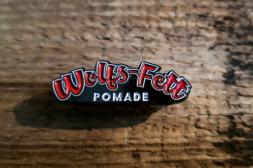 Wolfs-Fett Pomade Pin