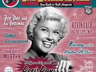 Unleashed Magazin Ausgabe Nr. 21 ab sofort erhältlich!