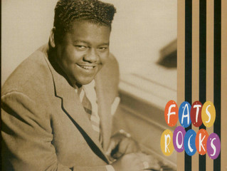 Happy Birthday, Mr Fats Domino